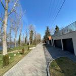 Külön utakon közlekedhetnek a sétálók és a kerékpárosok a Duna-parton