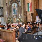 Zenei csoda a kemencei templomban – Megnyílt a II. Ipoly Feszt